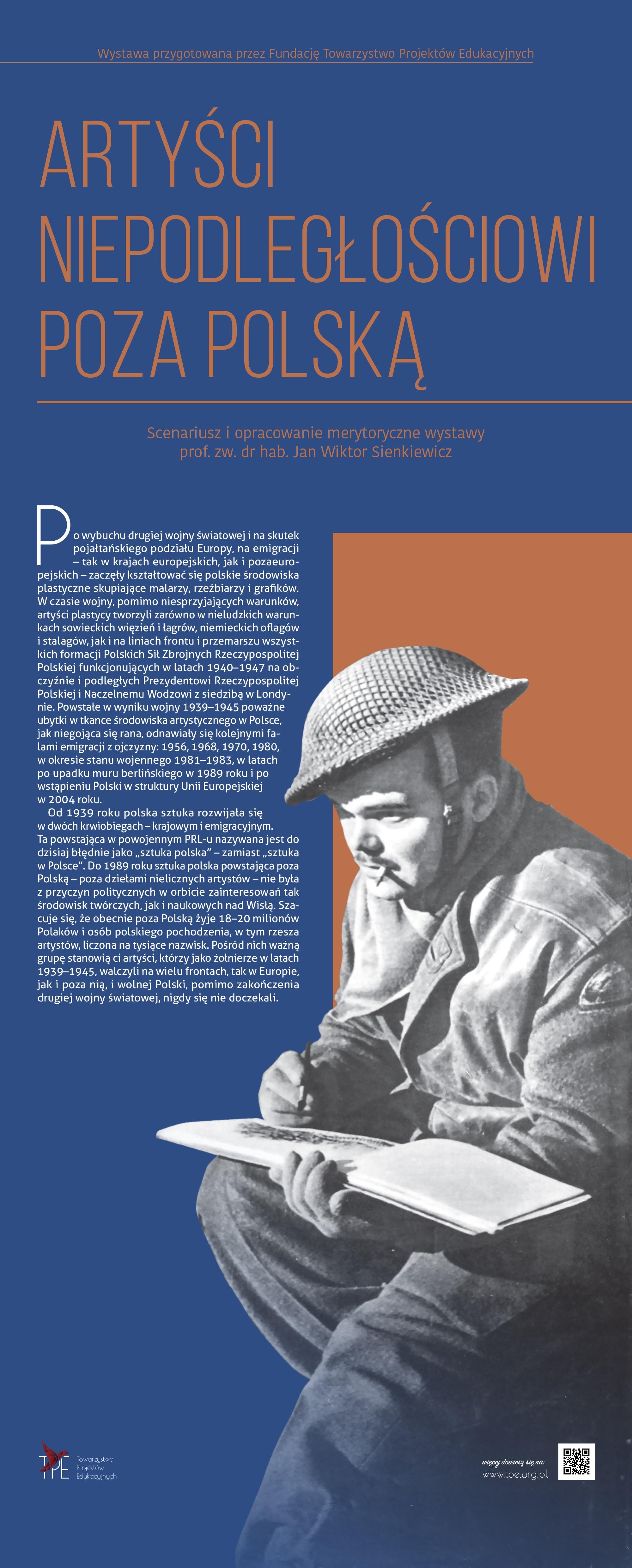 Artyści niepodległościowi poza Polską
